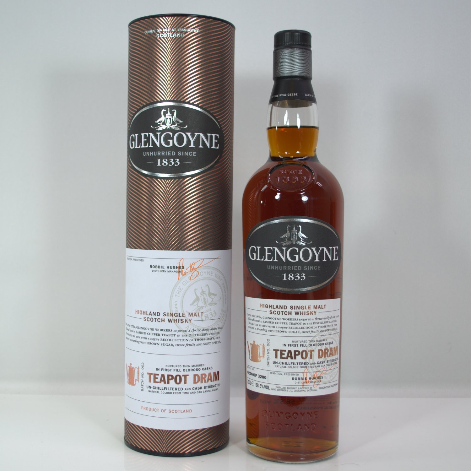Scotch Whisky Auctions The 31st Auction Glengoyne