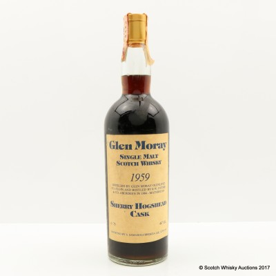 Glen Moray 1959 Samaroli 75cl