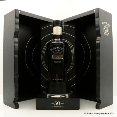 Bowmore Black 1964 50 Year Old