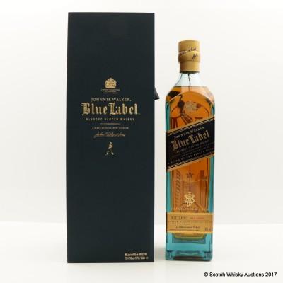 Johnnie Walker Blue Label Manila Limited Edition 75cl