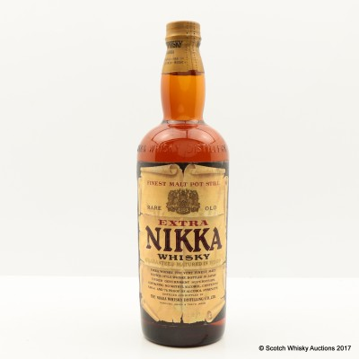 Nikka Extra Rare Old Whisky 64cl