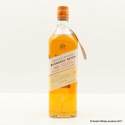 Johnnie Walker Blender's Batch Triple Grain American Oak 75cl