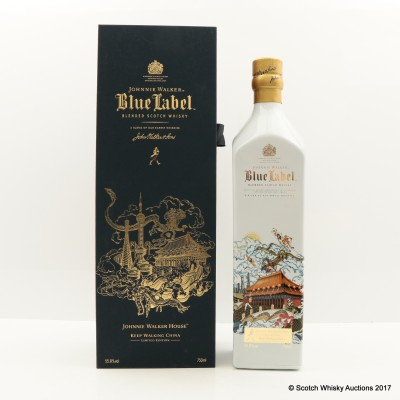 Johnnie Walker Blue Label Keep Walking China Limited Edition 75cl