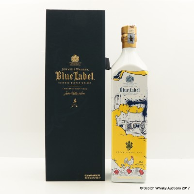 Johnnie Walker Blue Label Chinese New Year 2017 Edition 75cl