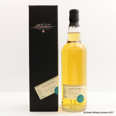 Highland Park 1986 26 Year Old Adelphi Selection