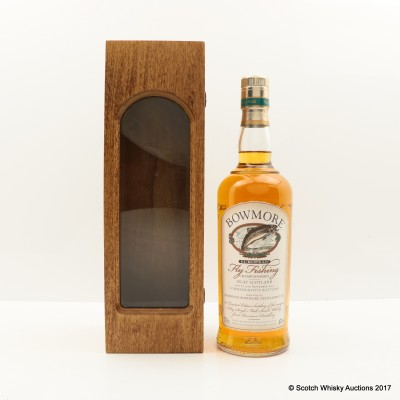 Bowmore 2003 European Fly Fishing Championship with Tote & Stance Marker