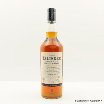 Talisker Triple Matured 2013 Edition Friends Of Classic Malts Exclusive