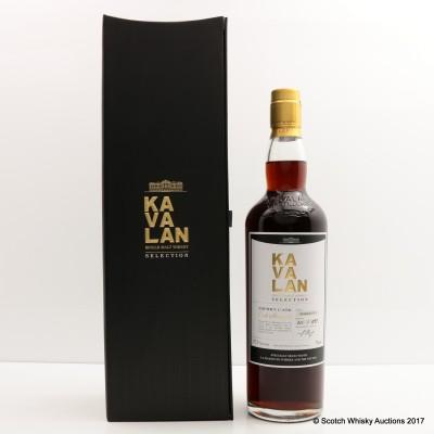 Kavalan Selection Sherry Cask For La Masion Du Whisky