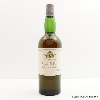 Talisker Pure Malt 26 2/3 Fl Oz