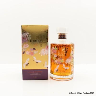 Hibiki 17 Year Old Chrysanthemum & Crane