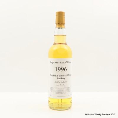 Arran 1996 Single Cask #1642 Private Bottling