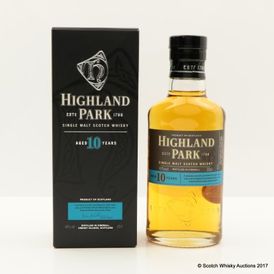 Highland Park 10 Year Old 35cl