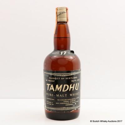 Tamdhu 17 Year Old Cadenhead's 26 2/3 Fl Oz