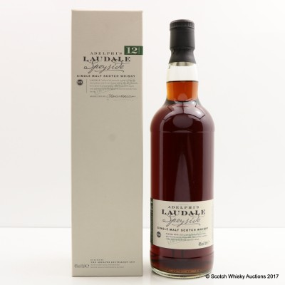 Adelphi's Laudale 12 Year Old Batch #1