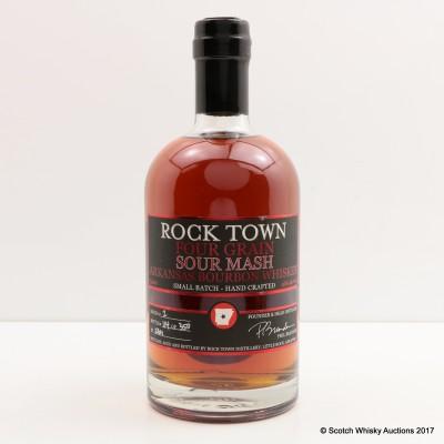Rock Town Four Grain Sour Mash Batch #2