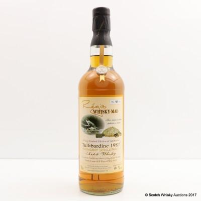 Tullibardine 1987 Regis Whisky-Mad