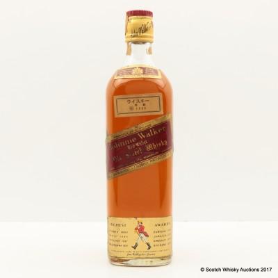 Johnnie Walker Red Label 76cl