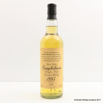 Springbank 1995 Special Light Malt Whisky Exchange