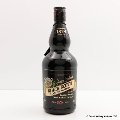 Black Bottle 10 Year Old