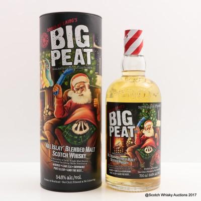 Big Peat 2016 Christmas Edition