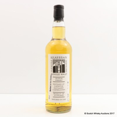 Kilkerran Distillery Exclusive
