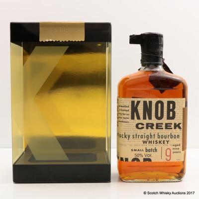 Knob Creek 9 Year Old Single Barrel