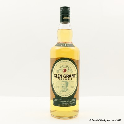 Glen Grant Pure Malt 1L