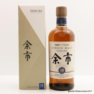 Nikka Yoichi 10 Year Old