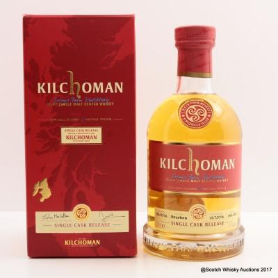 Kilchoman 2006 Single Cask Distillery Shop
