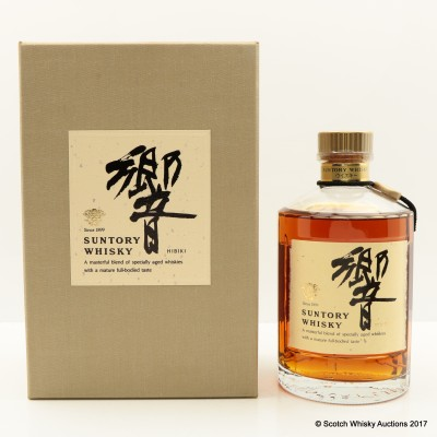 Suntory Whisky Hibiki 75cl