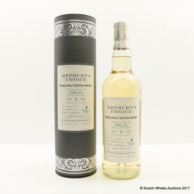 Caol Ila 2011 5 Year Old Hepburn's Choice
