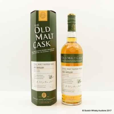 Arran 1997 18 Year Old Old Malt Cask