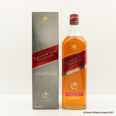 Johnnie Walker Explorer's Club Collection The Adventure 1L
