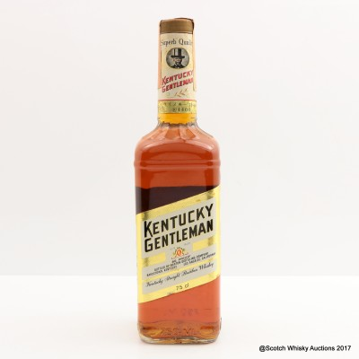 Kentucky Gentleman 4 Year Old 75cl