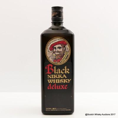 Nikka Black Deluxe 90cl