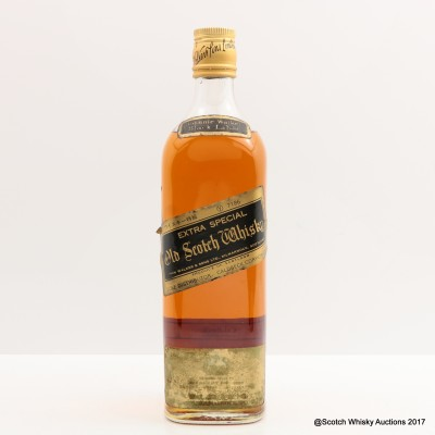 Johnnie Walker Black Label Extra Special 76cl