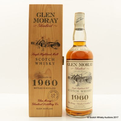 Glen Moray 1960 26 Year Old 75cl