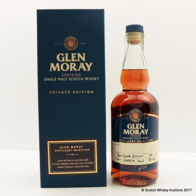 Glen Moray 2011 Hand Filled Port Finish