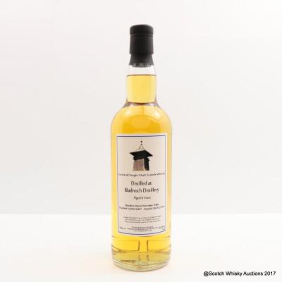 Bladnoch 2007 8 Year Old Whisky Broker