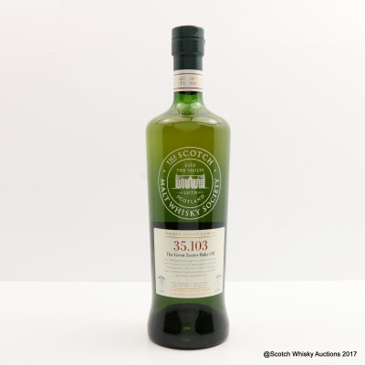 SMWS 35.103 Glen Moray 1983 29 Year Old