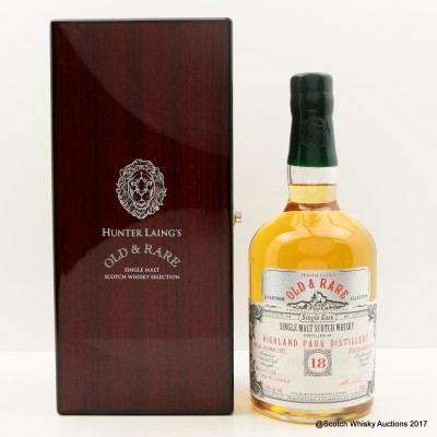 Highland Park 1997 18 Year Old Old & Rare