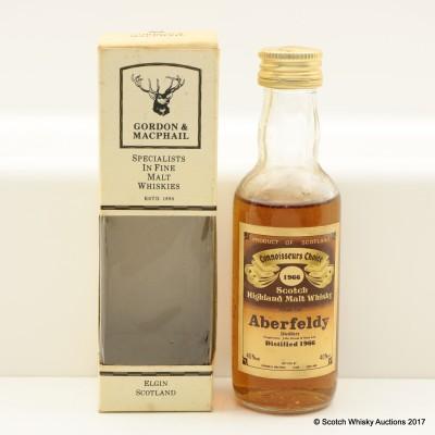 Aberfeldy 1966 Connoisseurs Choice Mini 5cl