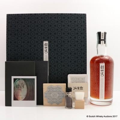 Karuizawa 1965 50 Year Old Single Cask #8636 For La Maison Du Whisky