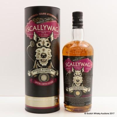 Scallywag Cask Strength Edition No.2