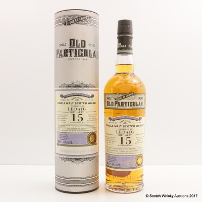 Ledaig 2001 15 Year Old Old Particular