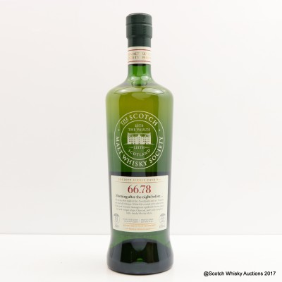 SMWS 66.78 Ardmore 2003 11 Year Old
