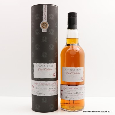 Glenallachie 2007 7 Year Old A.D. Rattray