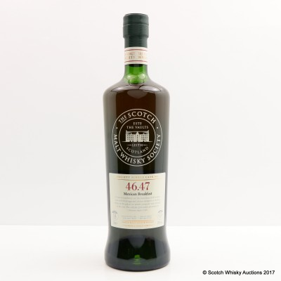 SMWS 46.47 Glenlossie 2002 14 Year Old