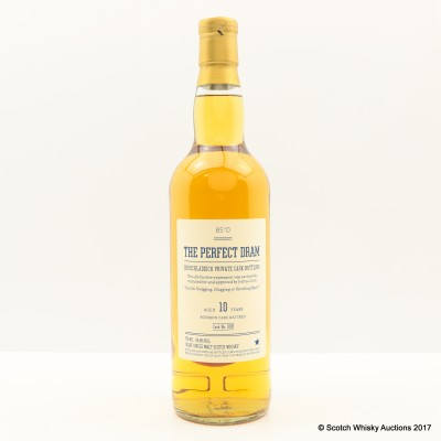 Bruichladdich 10 Year Old Perfect Dram