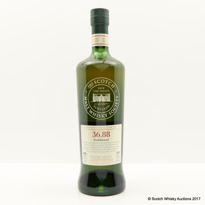 SMWS 36.88 Benrinnes 1999 15 Year Old
